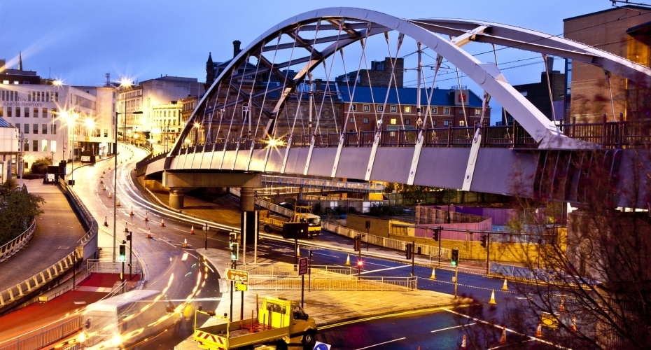 Civil Engineers back Yorkshire Devolution in Major National Infrastructure Report
