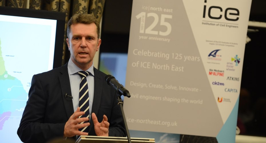 Infrastructure Leader: Northern Powerhouse working in Tees Valley