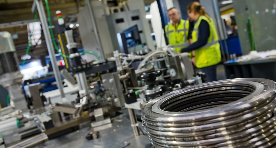 Flexitallic increases Change™ gasket production with European manufacturing investment