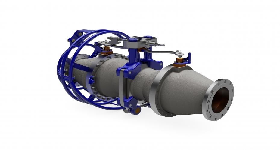 Alpha Process Controls Supports FRSU LNG Transfer with New ERC Coupling Technology