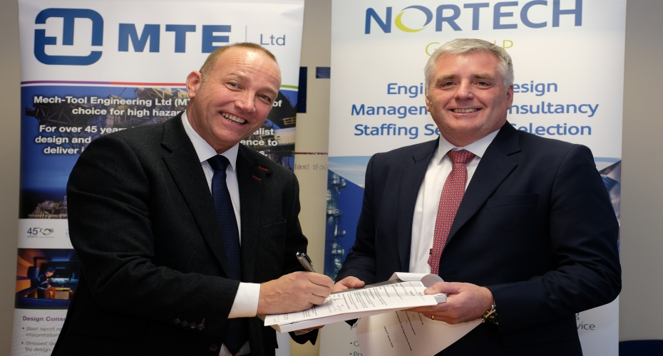 ​Nortech Group secures Strategic Alliance with Mech-Tool Engineering (MTE) Ltd