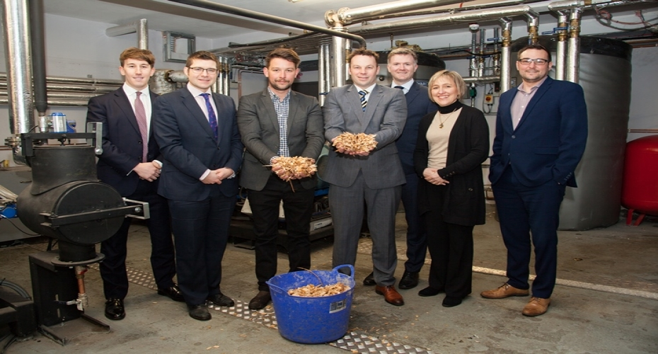 The £20 million Finance Durham fund managed by Maven Capital  Partners invests £650,000 in biomass energy plant