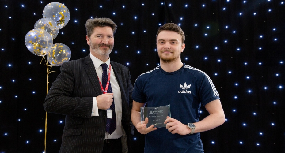 Northern Skills Group celebrates apprentices' success at annual Apprenticeship Awards Evening