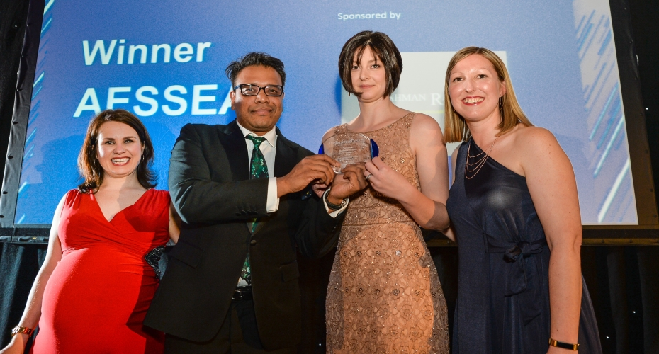 Award wins make it a treble for AESSEAL®