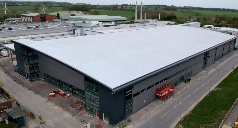 STATE-OF-THE-ART ASEPTIC MANUFACTURING FACILITY WINS AT THE CONSTRUCTING EXCELLENCE NORTH EAST AWARDS
