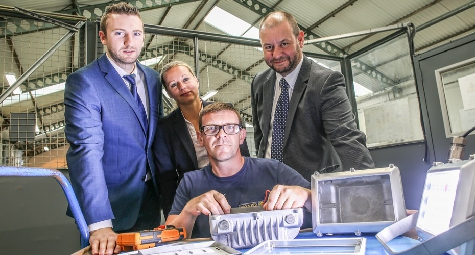 Barrier Ex secures six figure Innovate UK funding to create new lighting solutions and deliver new jobs to Wallsend.