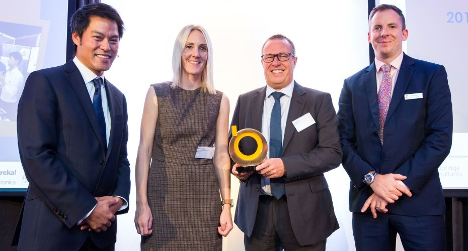 AESSEAL® Wins Grand Prix at British Engineering Excellence Awards