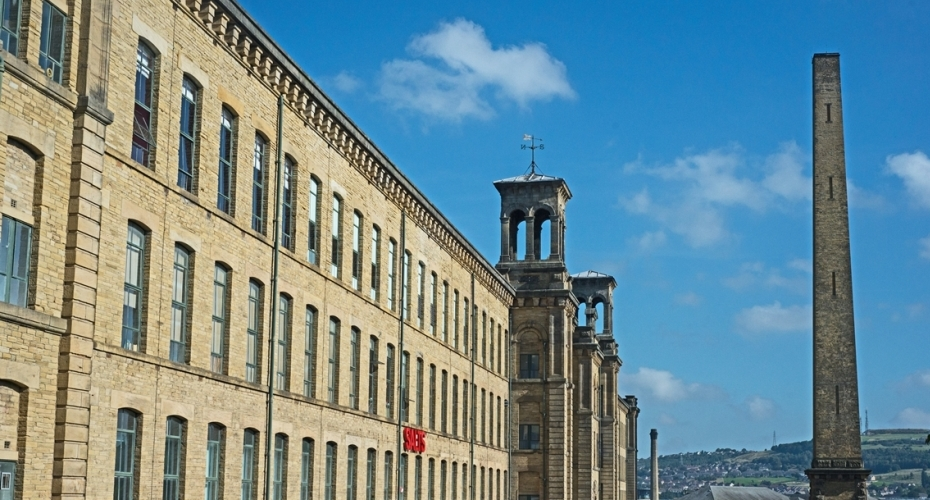Salts Mill chosen in top 200 influential projects that shaped the world