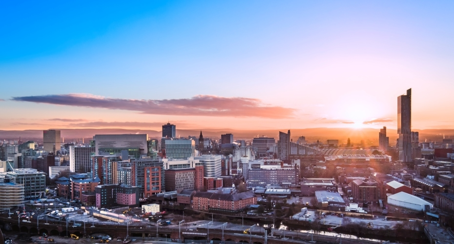 Greater Manchester's business leaders call for infrastructure investment