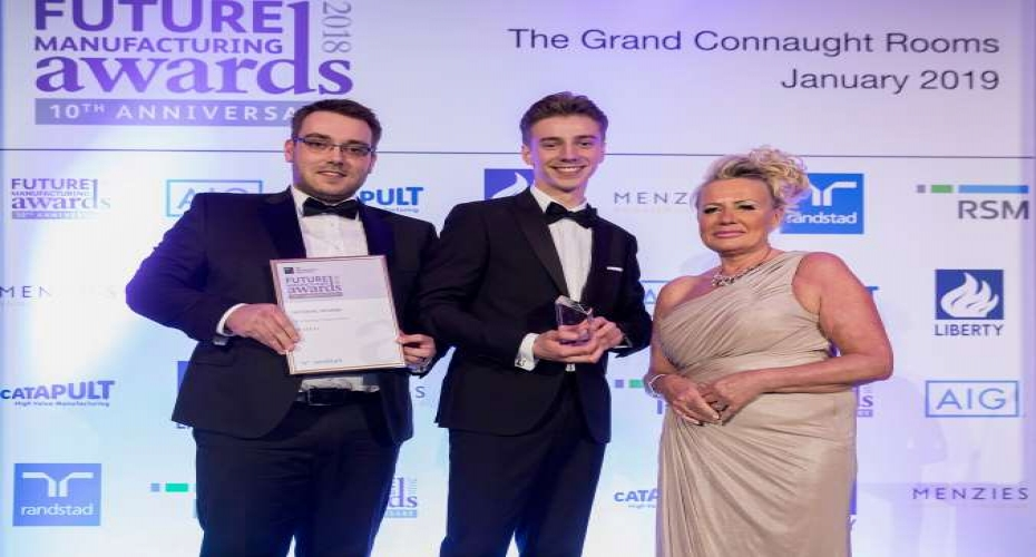 Rotherham based AESSEAL wins prestigious national business award