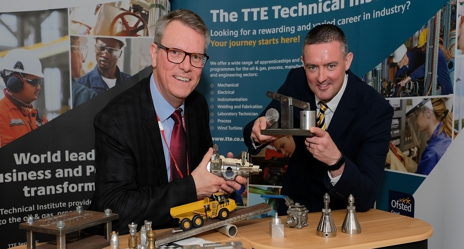 County Durham training facility integrated into The TTE Technical Institute