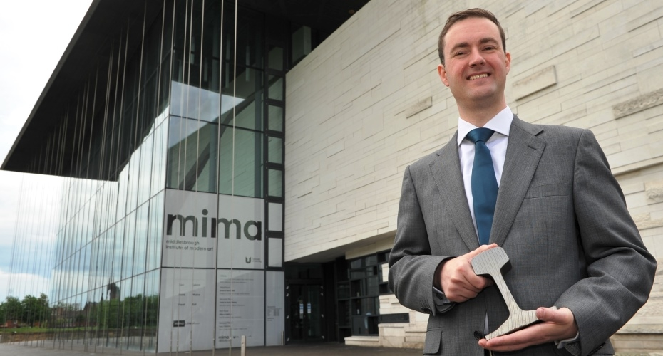 Future of steelmaking on display at Teesside Exhibition