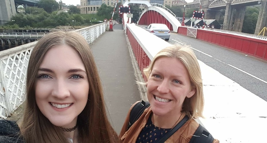 North East Bridge selfie snap can win £150
