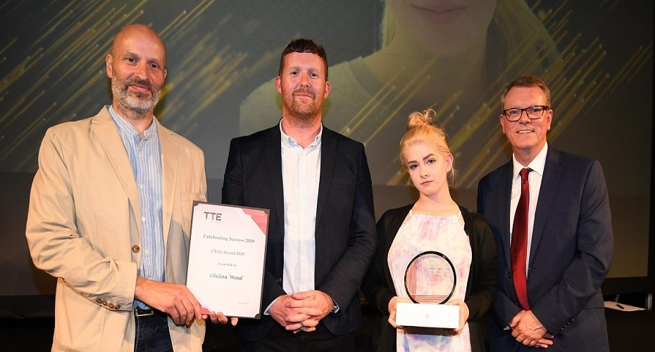 TTE Technical Institute dedicates new award at Celebrating Success event