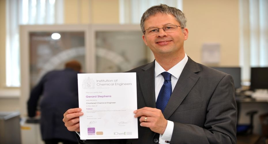 Director at Materials Processing Institute achieves industry honour