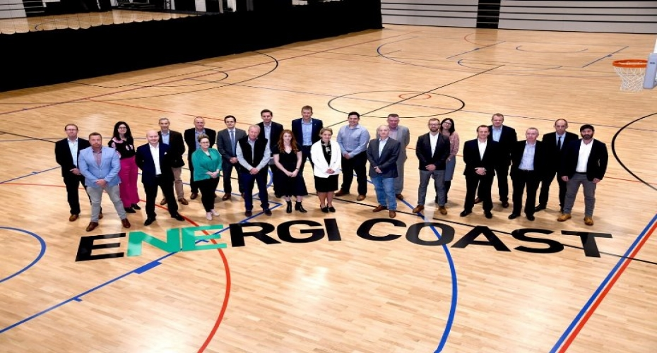 Energi Coast, North East England's Offshore Wind Cluster, to play a key role in delivering Offshore Wind Sector Deal ambitions
