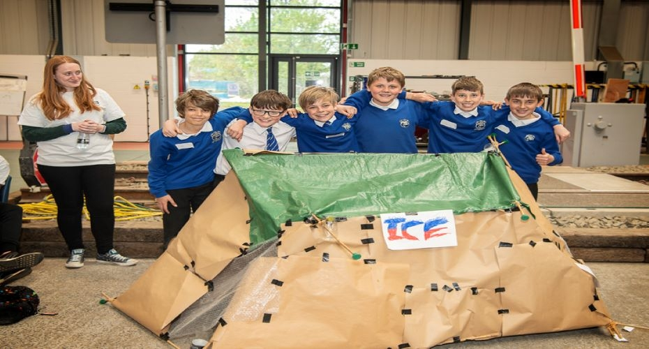 ICE TAKES THE HUNT FOR FUTURE ENGINEERS BACK TO SCHOOL IN THE NORTH EAST
