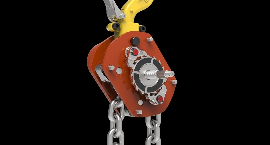 William Hackett launches the safest and most efficient offshore subsea lever hoist: SS-L5 with patented quad pawl mechanism.