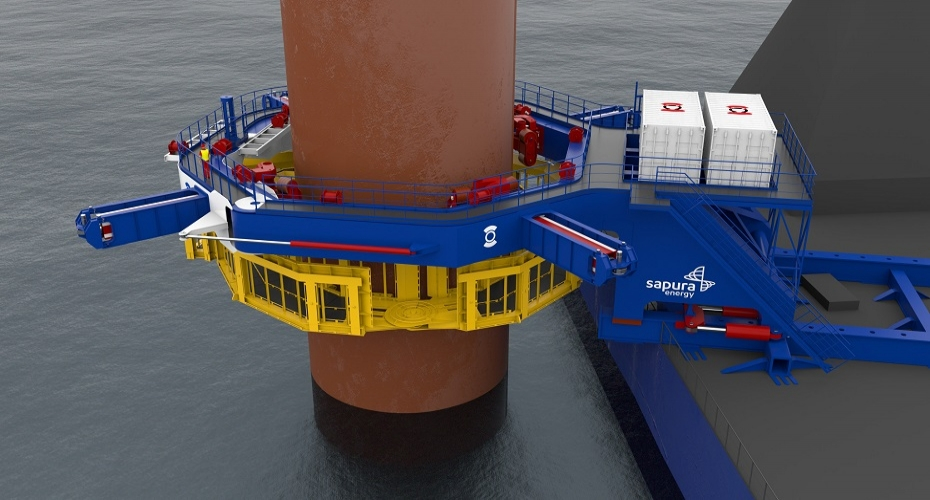 Osbit to Deliver Sapura Energy Pile Gripper System for Yunlin Offshore Wind Farm Project