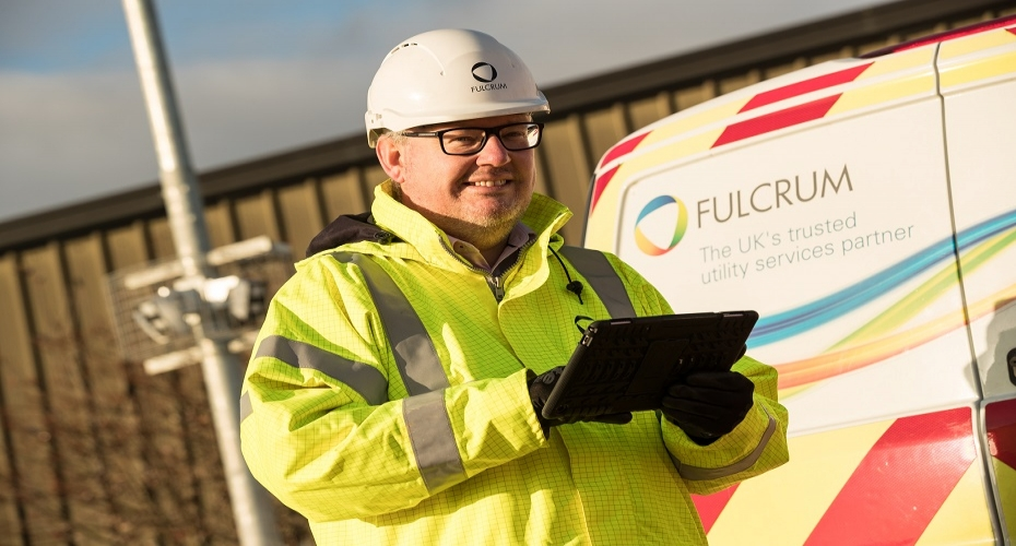 Utilities specialist Steve Parker joins Fulcrum as Head of Operations for the North