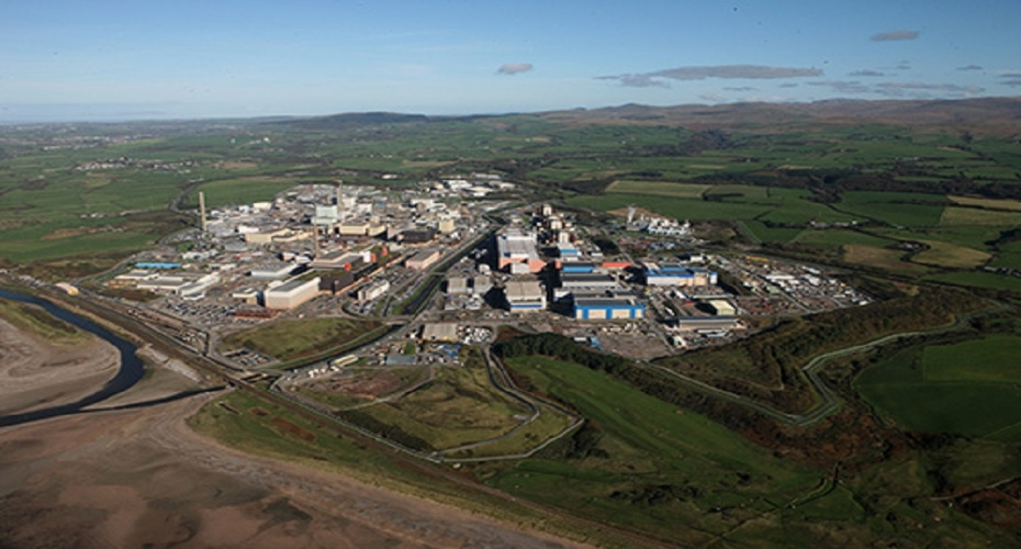 Sellafield SMF wins prestigious award for project management
