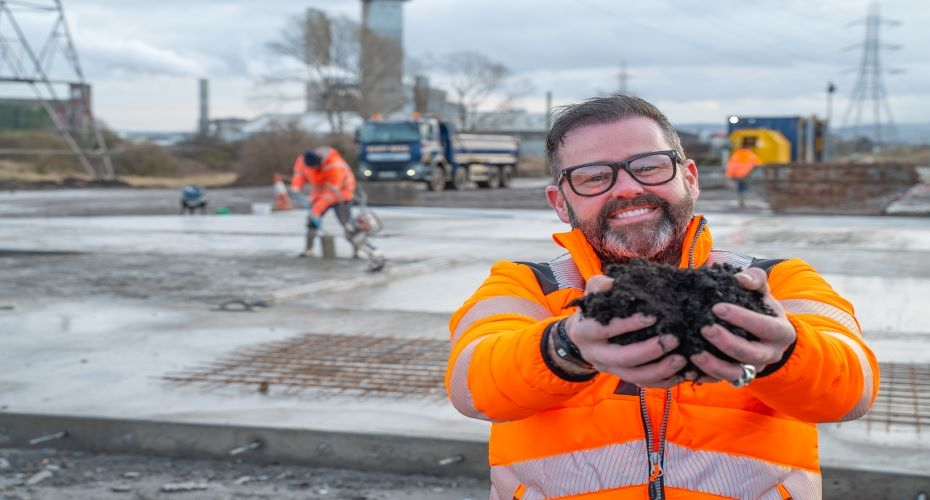 Scott Bros provides 'concrete' demonstration of circular economy benefits