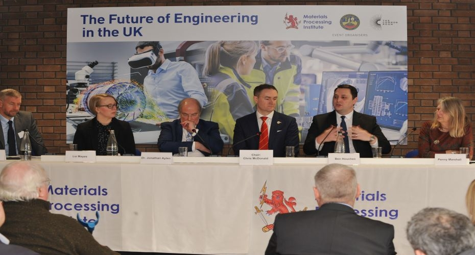 Teesside well placed to deliver on rapidly evolving industrial economy, Materials Processing Institute event told