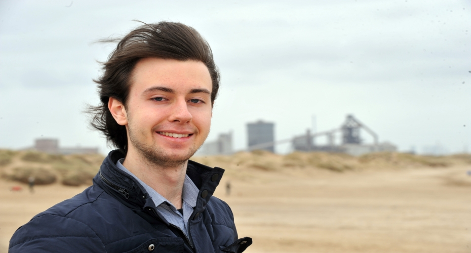 Redcar student named as latest Millman Scholar by Materials Processing Institute