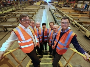 Cleveland Bridge strengthens Structures Team to support international constructional steel projects