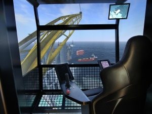 Modal Training reveals plans for state-of-the-art crane driver simulator training suite