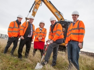 Northumberland College commences build on £2.5M STEM Centre