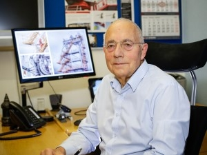 Offshore industry stalwart gets New Year's Honour