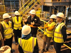 Materials Processing Institute supports Malaysian Plan for investment in UK metallurgy and training expertise