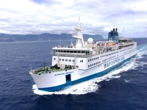 North East medical test equipment takes to the seas on hospital ship
