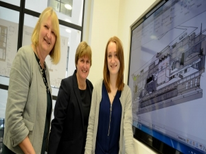 First female chairman for region's civil engineers