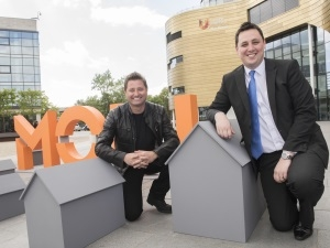 George Clarke Promotes Tees Building Initiative at Top National Conference