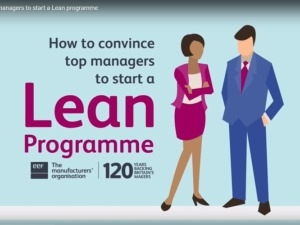 New EEF video shows the way to convince top managers to start a Lean programme