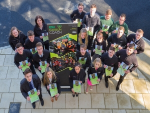 ​Water saving partnership delivers sustainability programme for Esh Group & Northumbrian Water apprentices