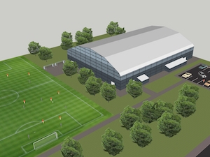 North East firm to supply Sports Centre building for top University