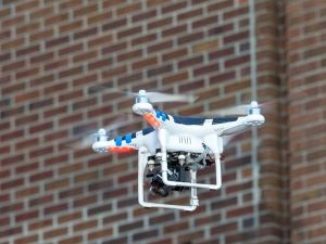 West Yorkshire is the drone capital of the North