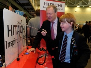 Industry firms exhibit at The Tees Valley Skills Event